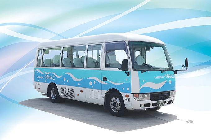 七ヶ浜町民バス「ぐるりんこ」